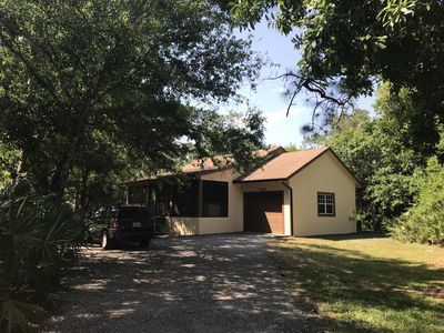 Photo for Hobe Sound Natural Setting, new to the market! Great birding and wildlife!