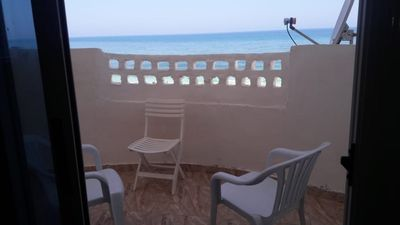 Photo for El zohour chalet with sea view