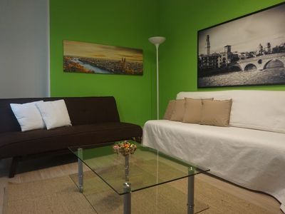 Photo for Verona, Argonne apartment - family apartment - a stone's throw from Piazza Erbe