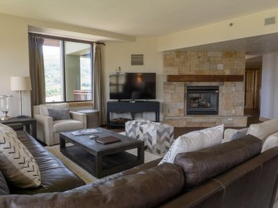 Photo for 3 Bedroom Penthouse in Canyons Village