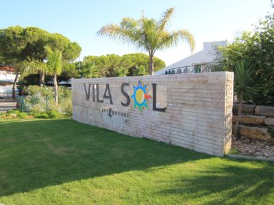 Photo for Modern apartment in the exclusive Vila Sol resort & Spa 5 *
