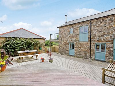 4 bedroom accommodation in Mount, near Bodmin