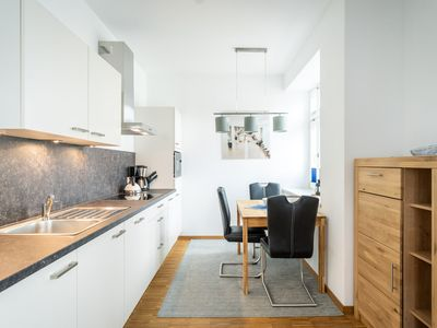Photo for Apartment Welle in the Baltic Sea Domizil Sandburg