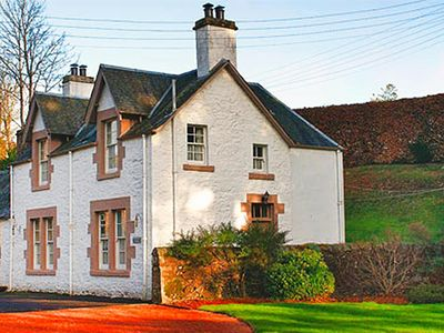 Photo for holiday home, Crieff  in Perthshire - 5 persons, 3 bedrooms