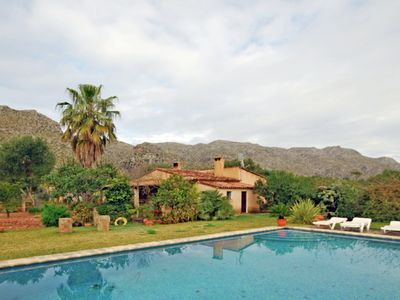 Photo for Luxurious Mansion in Pollenca Majorca with Private Pool