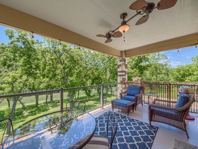 Photo for Beautiful 3 bedroom, 2 bathroom condo on the Guadalupe River!