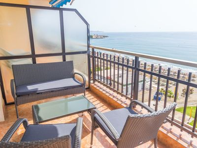 Photo for Beachfront 4BR - for big groups or two families