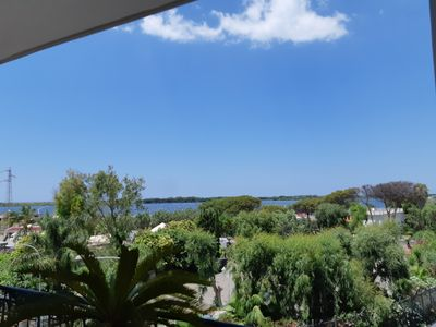 Photo for Spacious and Panoramic Apartment 100 meters from the Casina Vanvitelliana