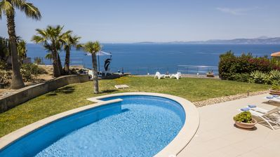 Photo for The Seascape Villa in Blue Bay by Mallorca Collection