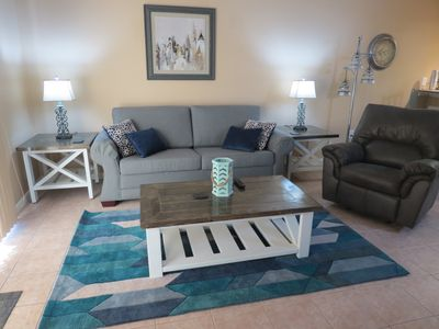 Photo for Mariner East - 4th floor beachfront condo, sleeps 6, family complex