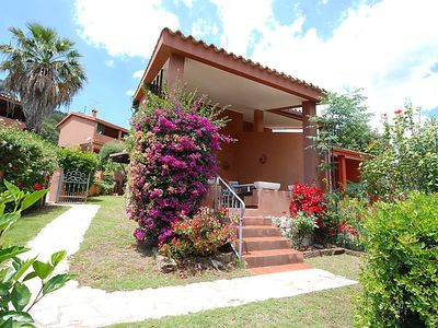 Photo for One bedroom Apartment, sleeps 4 in Costa Rei with Pool and WiFi