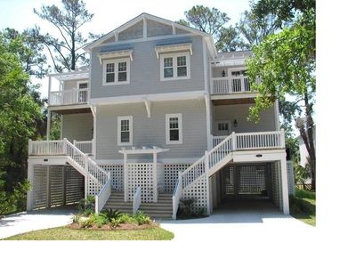 Photo for Large 5BR 4BA Recently Updated Home Short Walk to Beach!