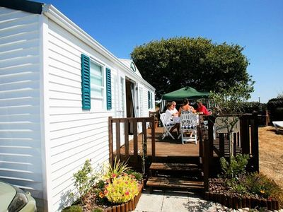 Photo for Camping Odalys Saint Martin - Cottage 4/6 People