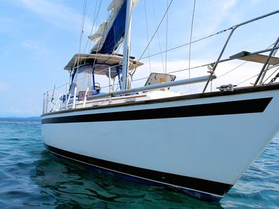 Photo for Panama trip aboard a 40ft. Sailboat. Caribbean All-Inclusive Private charter.