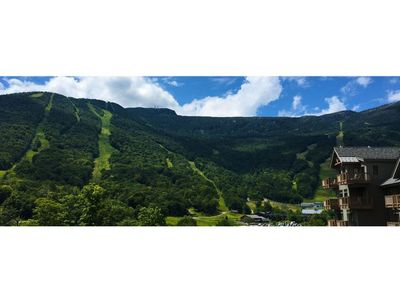 Photo for #1125   Studio   The Gem   1st floor   Wooded Mountain Views