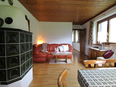 Photo for FeWo Brunnach New Confortable Apartment Near Ski Slopes for 5/6 people