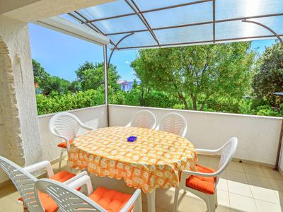 Photo for Apartment Božić in Krk/Pinezići - 5 persons, 2 bedrooms