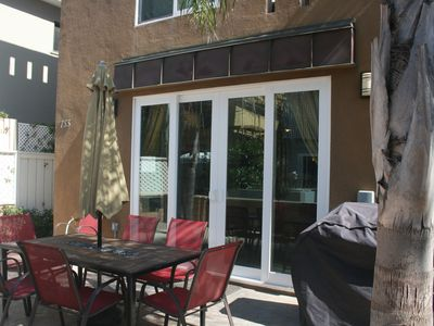 Photo for Welcome! Super clean, 3 bed, 3 full baths, with A/C and dog friendly!
