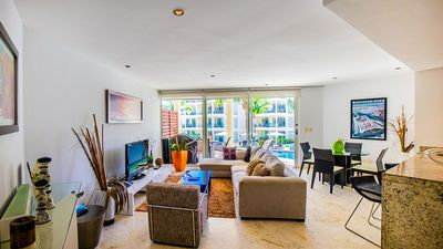Photo for 2nd Floor, Ocean View condo at The Elements by BRIC