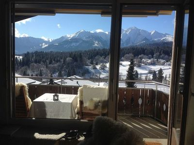 Photo for Apartment Casa Cagliems 424 / Kristensen in Flims - 4 persons, 1 bedrooms