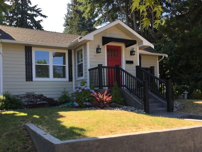 See All of Seattle ~ Sleep Six in Lovely Magnolia/Discovery Park House!