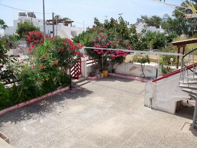 Photo for Apartment 1st floor a few meters from the sea in Mancaversa