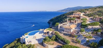 Photo for Villa Navigio is elegant, sprawling and natural and boasts a magnificent, majestic position on the c