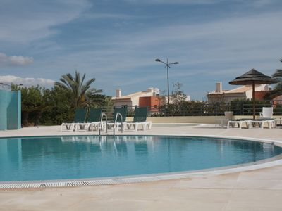 Photo for Corcovada Apartment Lot 33 with Pool in Albufeira
