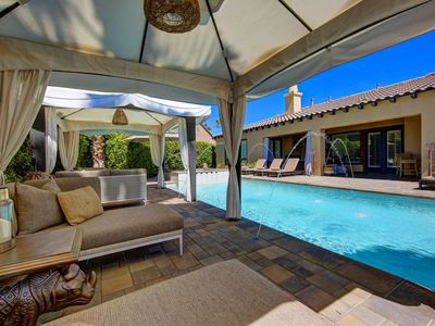 Photo for Luxury Estate Sleeps 14 with Gorgeous pool