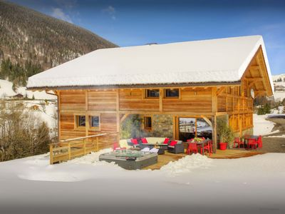 Photo for Stylishly renovated 5* farm is the perfect mountain retreat - OVO Network