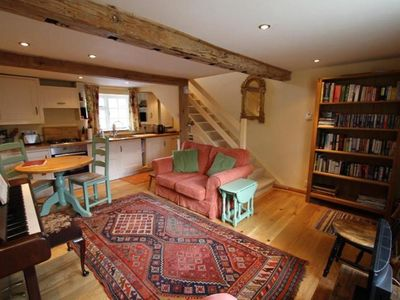 Photo for 8 Carpenters Cottages, Holt, Pretty North Norfolk Traditional Cottage & Piano !