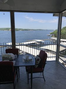 Photo for W108 Harbour Towne Condo.... VIEW, VIEW, VIEW.... Sleeps 6 & Children Welcome