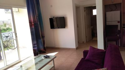 Photo for Ground Floor 1 Bedroom Apartment in North Cyprus, close to Long Beach and Iskele