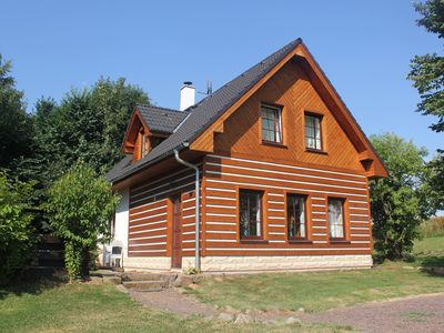 Photo for Luxury detached villa with sauna and wood-burning stove and unobstructed view over farmlands