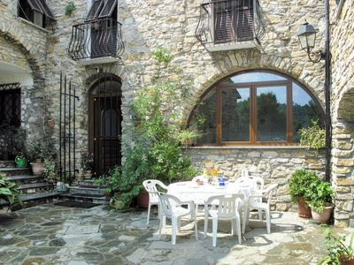 Photo for Vacation home Casa Katalin (DOL136) in Dolcedo - 6 persons, 1 bedrooms