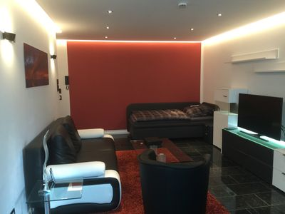 Photo for Luxurious apartment in a central location