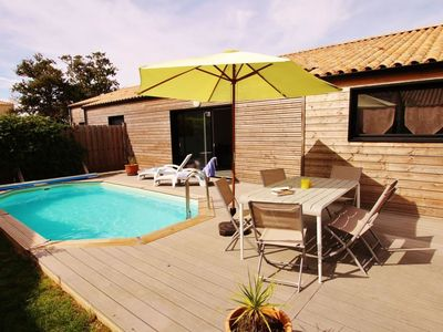 Photo for House in Talmont-Saint-Hilaire with Parking, Internet, Washing machine, Pool (125535)