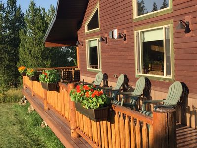 Photo for 3BR House Vacation Rental in West Yellowstone, Montana