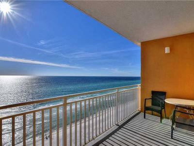 Photo for Newly renovated, 8th floor, free beach chairs and storage room