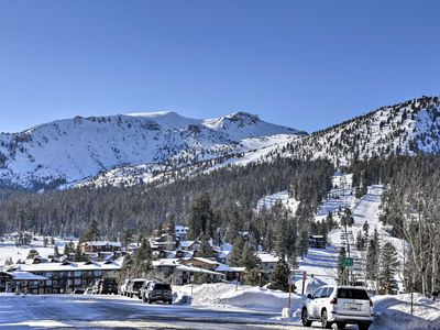 Photo for NEW! Mammoth Mountain Ski Condo w/Resort Amenities