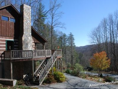 Photo for Spacious, views, SUPERB decor,activities near by.