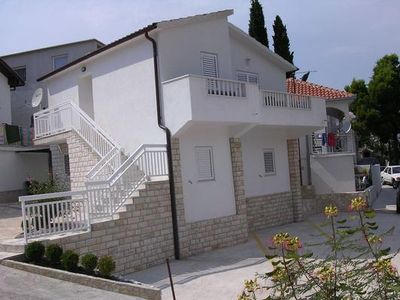 Photo for Holiday apartment Rogoznica for 4 persons with 2 bedrooms - Holiday apartment