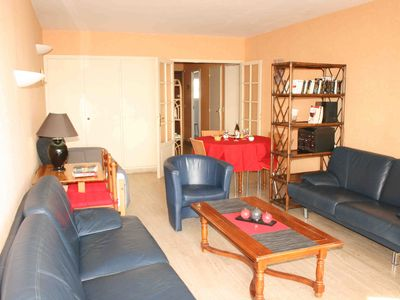 Photo for LE CHANTILLY 5 - 2 rooms comfort - Capacity 5 people