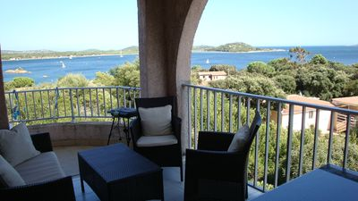 Photo for mini penthouse 200m from the panoramic sea view