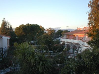 Photo for Holiday apartment by the lovely Baia del carpino, Scalea, Italy