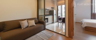 Photo for 【Hasu Haus; Condo】∎ 1BR ∎ F/FURN ∎ BTS Onnut