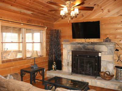 Photo for Book now! Perfect for a honeymoon! FULLY renovated for you! 10 mn to PigeonForge