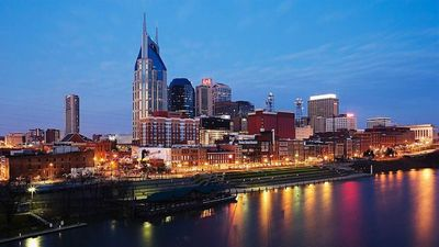 Photo for Downtown Nashville!! 2 Bedroom Condo With River View! Walk To Everything!