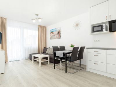 Photo for Apartment Bliżej Morza 14/65 with bedroom and balcony