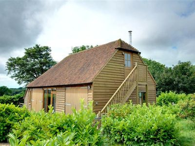 Photo for Vacation home Methersham Oast Barn in Northiam - Brede - 6 persons, 2 bedrooms